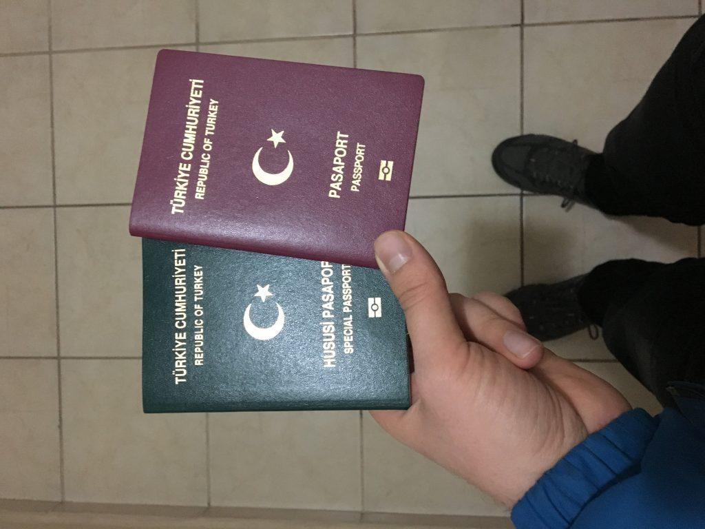Çifte vatandaşlık bildirimi nasıl doldurulur: Bir örnek. Çifte vatandaşlık bildirimi prosedürü